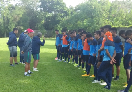 Hari Kedua Latihan, Skuat Timnas U-22 Masih Belum Lengkap