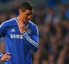Chelsea en Torres uit elkaar