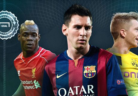 Biggest Possible Transfers In 2015