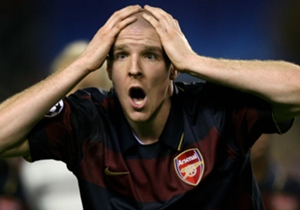 Philippe Senderos | Having left Servette, Senderos claimed to have rejected Real Madrid in order to sign for the Gunners, but he did little to suggest his boast was true, with his Arsenal career dotted with flat-footed displays. He joined Fulham in 2010.