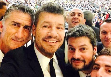 'San Lorenzo can stun Real Madrid'