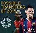 Messi, Aguero & 2015's potential deals