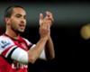 Theo Walcott Diragukan Tampil Kontra Liverpool