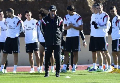 GALERÍA: Real Madrid se prepara