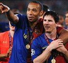 Henry revela a jogada secreta de Messi