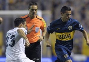 Boca y Vélez se medirán por un lugar en la Copa Libertadores.