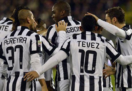 LIVE: Cagliari vs. Juventus