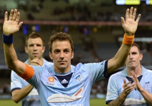 Alessandro Del Piero - Sydney FC (Australia)