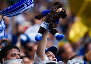 1) Cruzeiro - Receita total: R$ 22,5 milhões. Média de Público: 29.678. Valor Médio do Ingresso: R$ 39,88