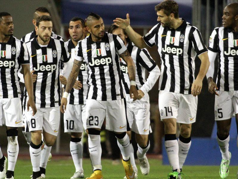 Ultime Notizie: Si chiude un 2014 da record per la Juventus: 95 punti, più dell'Inter di Mancini