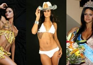 La paraguaya participó en varios concursos de belleza, y ganó más de uno. Y con justicia, ¿no?