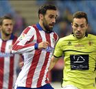Full time: Atletico Madrid 2-2 L'Hospitalet