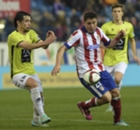Ratings: Atleti 2-2 L'Hospitalet (agg 5-2)