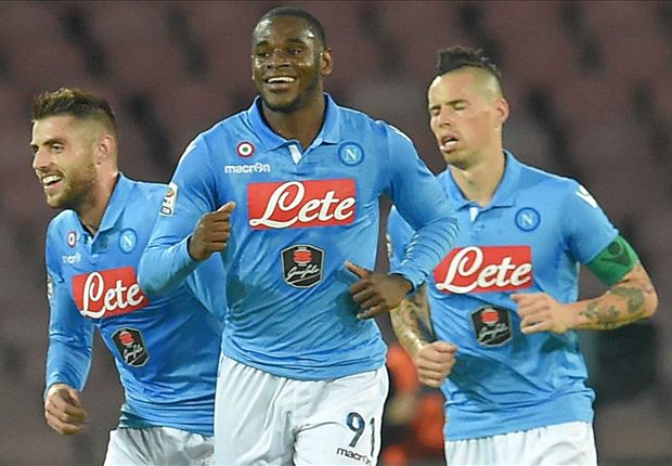 Napoli 2-0 Parma: Zupata powers Partneopei into third place