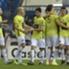 L'Hospitalet celebrate versus Atletico Madrid