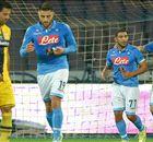 Serie A: Nápoles 2-0 Parma