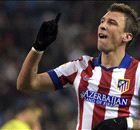 Mandzukic double sends Atleti through