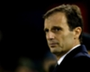 Allegri, Juve ride through unusual Cagliari approach