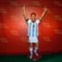 Lionel Messi ha già la sua statua di cera nel Museo Madame Tussauds di Berlino