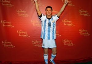Lionel Messi ya tiene su estatua de cera en el Museo Madame Tussauds de Berlín