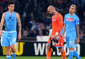 20 marzo - Ritorno degli ottavi di Europa League: un goal di Quaresma fissa il 2-2 finale tra Napoli e Porto, azzurri eliminati dopo l'1-0 dell'andata