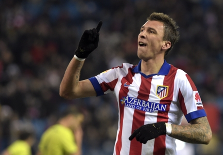 Transfer Talk: City want Mandzukic