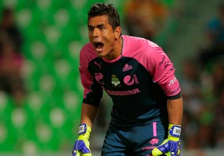 Oswaldo Sánchez se retira del fútbol