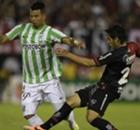 Atlético Nacional y sus jugadores en México