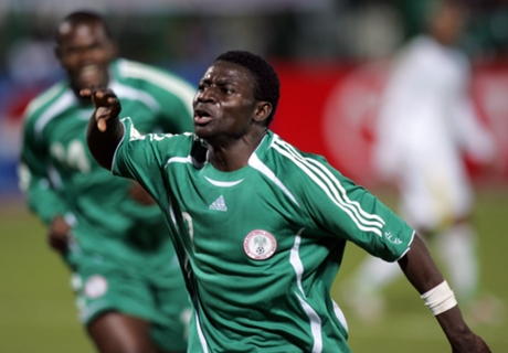 Martins' seven remarkable Nigeria moments