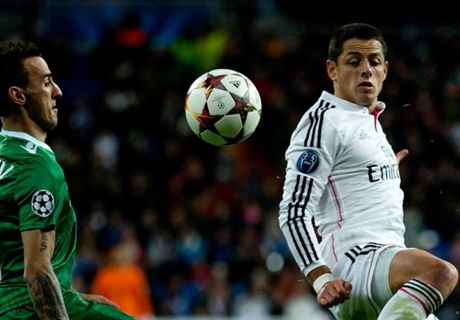 Sanchez still hoping Chicharito succeeds at Real Madrid