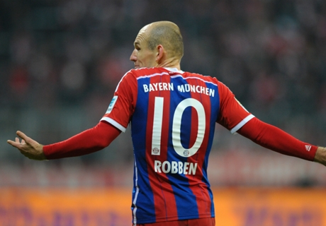 Robben Targetkan Invincible