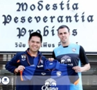คาร์เมโลเปิดตัวสุพรรณบุรี,ชูทีมใหม่แกร่งไม่แพ้ยักษ์ไทยลีก