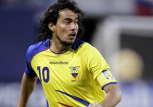 IVAN KAVIEDES - Con la maglia dell'Emelec, club ecuadoriano, riesce ad ottenere una media-goal superiore ad uno a partita. Nel 1998, Luciano Gaucci, sempre attento ai talenti sparsi per il Mondo, non si fa scappare l'occasione di ingaggiarlo.