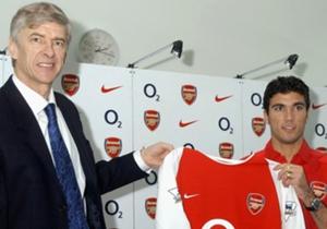 Nicht immer hatte der FC Arsenal auf dem Transfermarkt ein glückliches Händchen. Spieler wie Jose-Antonio Reyes wurden für Arsene Wenger zu (teuren) Flops. Goal zeigt Euch, wer die Erwartungen noch enttäuschte...