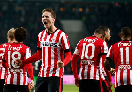 PSV in slotfase langs Willem II