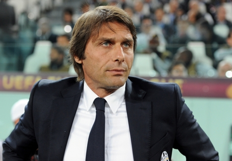 Conte not ruling out Juventus return