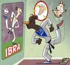 VIÑETA | Balotelli intenta ser Ibrahimovic