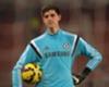 Courtois set for return at Stoke