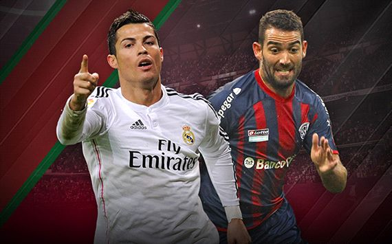 Watch Real Madrid in the CWC final