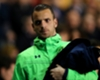 Soldado 'ashamed' at not performing for Spurs