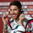 سيرخيو راموس في المؤتمر الصحفي التقديمي لنهائي كأس العالم للأندية 2014