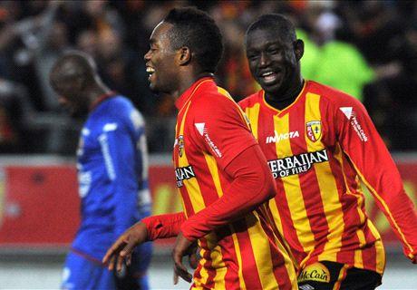 Ligue 1, 19ª - Il Lens si rialza col Nizza