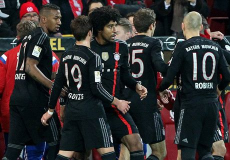 Below-par Bayern need the winter break