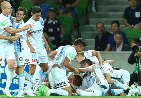 Match report: City 1-0 Victory