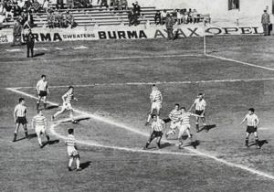 Copa Intercontinental 1967: Racing es el primer campeón del mundo argentino con el ya mítico gol del Chango Cárdenas en Montevideo ante Celtic