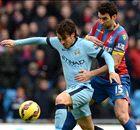 Live: Man City 1-0 Crystal Palace