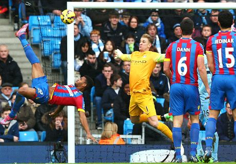 Player Ratings: Man City 3-0 C. Palace