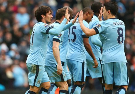 Match Report: Man City 3-0 C. Palace