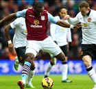 Live: Aston Villa 1-0 Man Utd