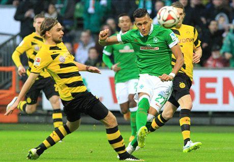 Match Report: Bremen 2-1 Dortmund